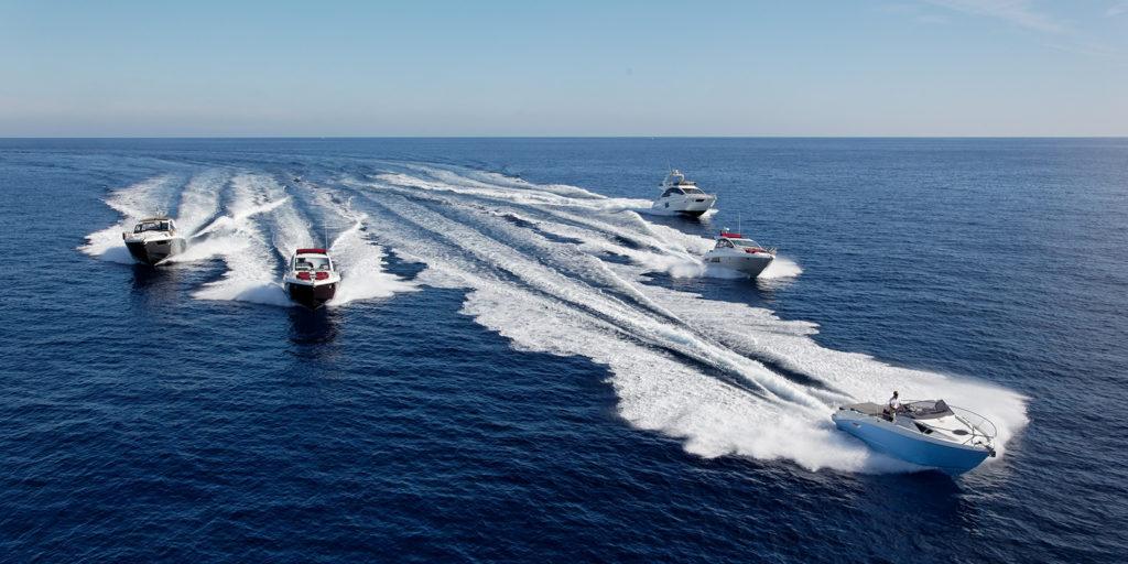 Köp nya och begagnade båtar från Cranchi