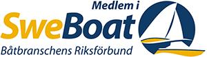 Medlem i SweBoat Båtbranshens riksförbund