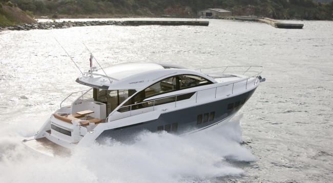 Nya Fairline Yacths Targa