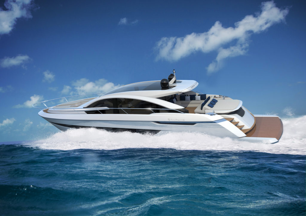 Fairline Yacths Targa 63 GTO