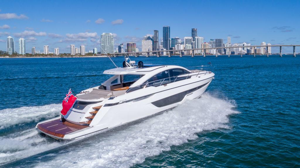 Fairline Yachts Targa 63