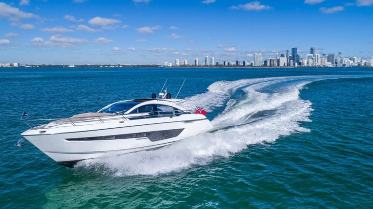 Fairline Targa 63
