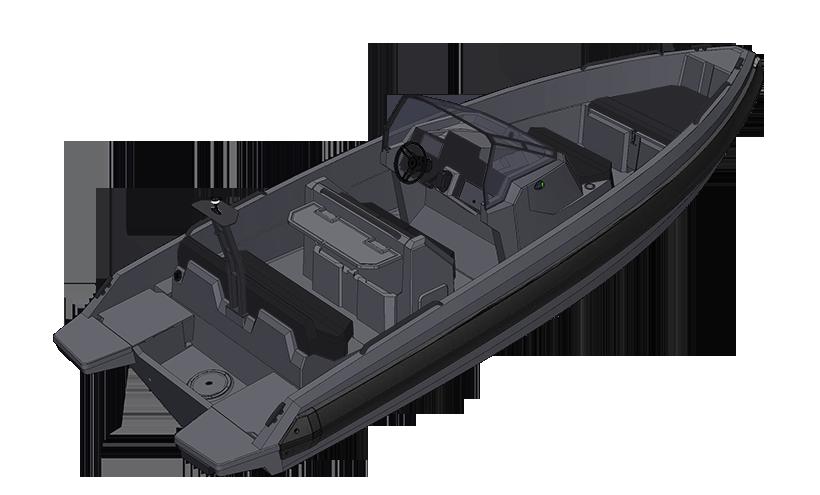 Köp en ny båt från Iron boats
